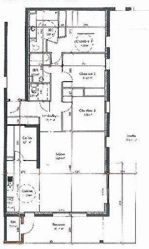 Appartement à vendre 5 117.41m2 à Pau vignette-3