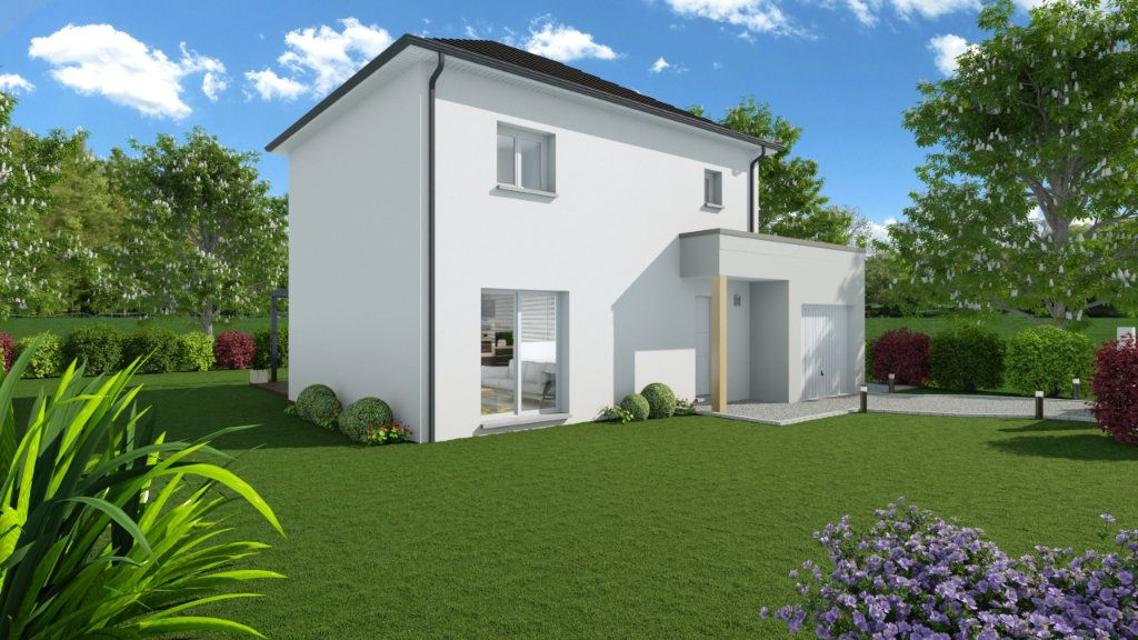 Maison à vendre 4 92.12m2 à Uzos vignette-2