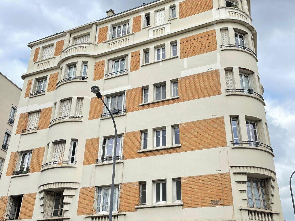 Appartement à vendre 2 49m2 à Asnières-sur-Seine vignette-1
