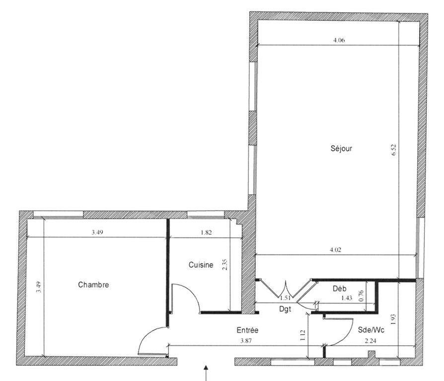 Appartement à vendre 2 53m2 à Paris 12 vignette-10