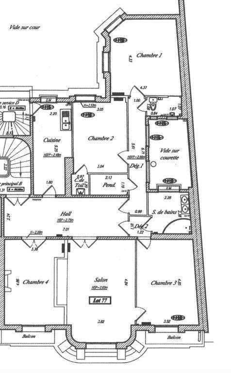 Appartement à vendre 5 130m2 à Paris 12 vignette-11