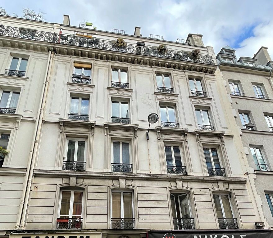 Appartement à louer 1 14.1m2 à Paris 11 vignette-2