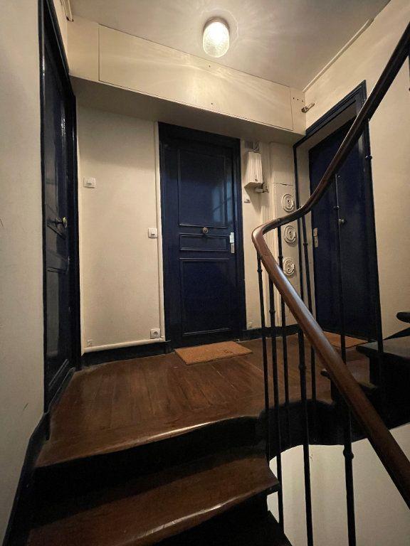 Appartement à louer 1 14.1m2 à Paris 11 vignette-4