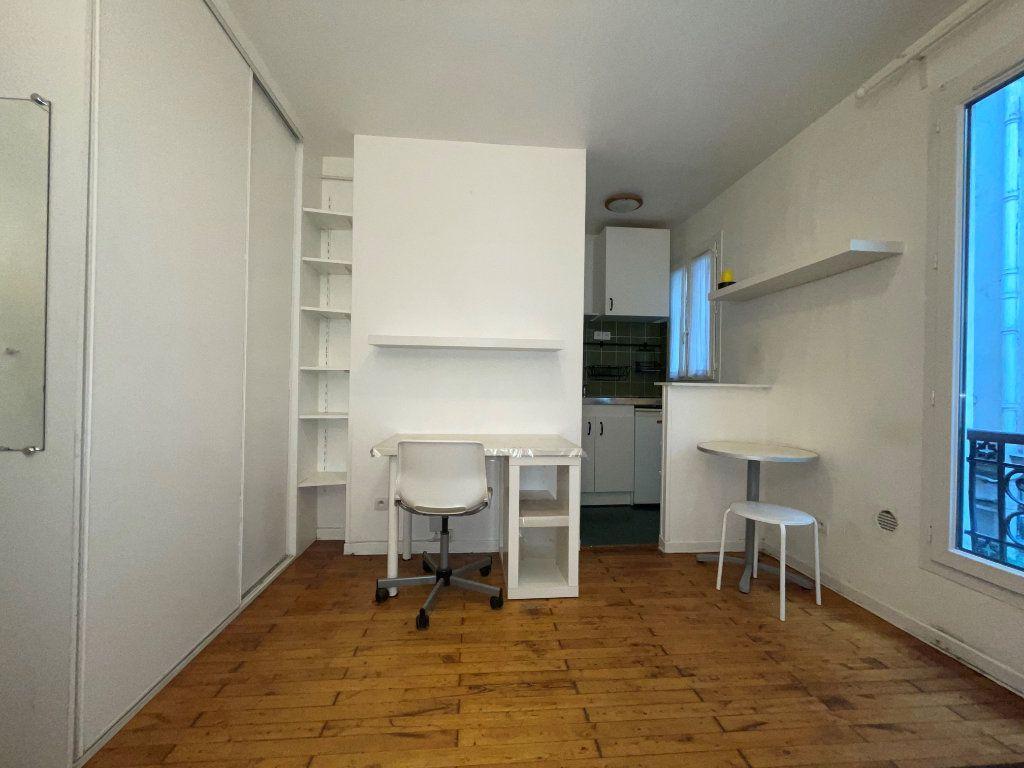 Appartement à louer 1 14.1m2 à Paris 11 vignette-5