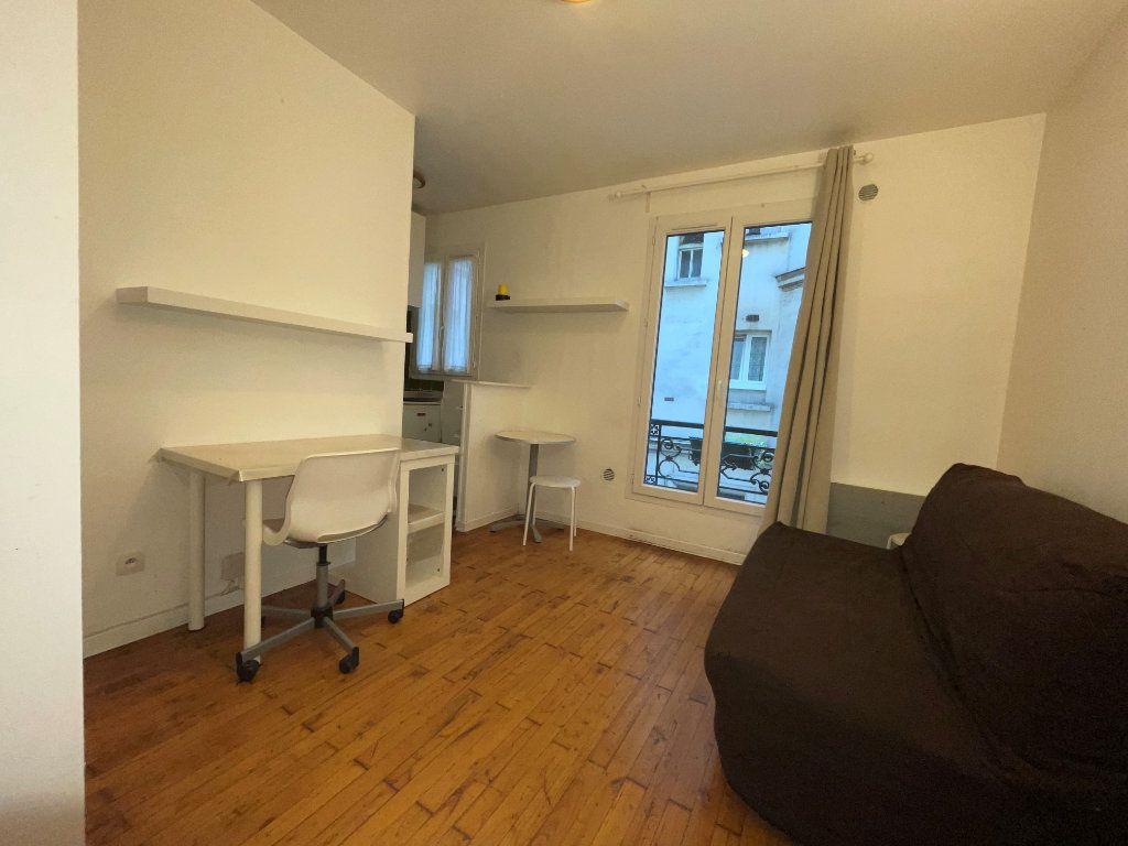 Appartement à louer 1 14.1m2 à Paris 11 vignette-6