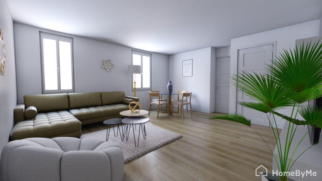 Appartement à vendre 4 89m2 à Paris 20 vignette-2