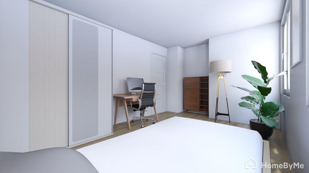 Appartement à vendre 4 89m2 à Paris 20 vignette-8