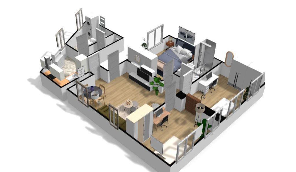 Appartement à vendre 4 89m2 à Paris 20 vignette-17