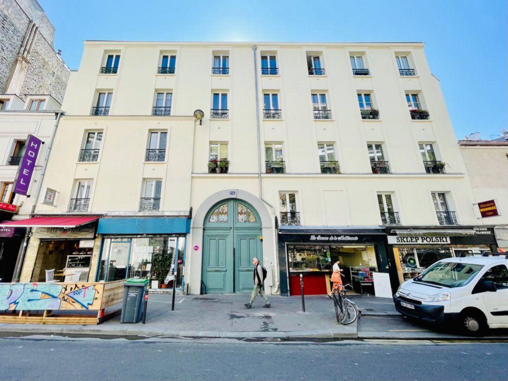 Appartement à vendre 1 14m2 à Paris 11 vignette-1
