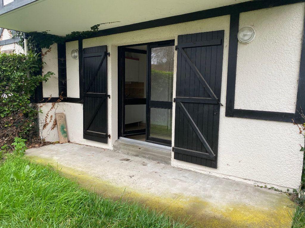 Appartement à louer 2 28m2 à Cabourg vignette-1