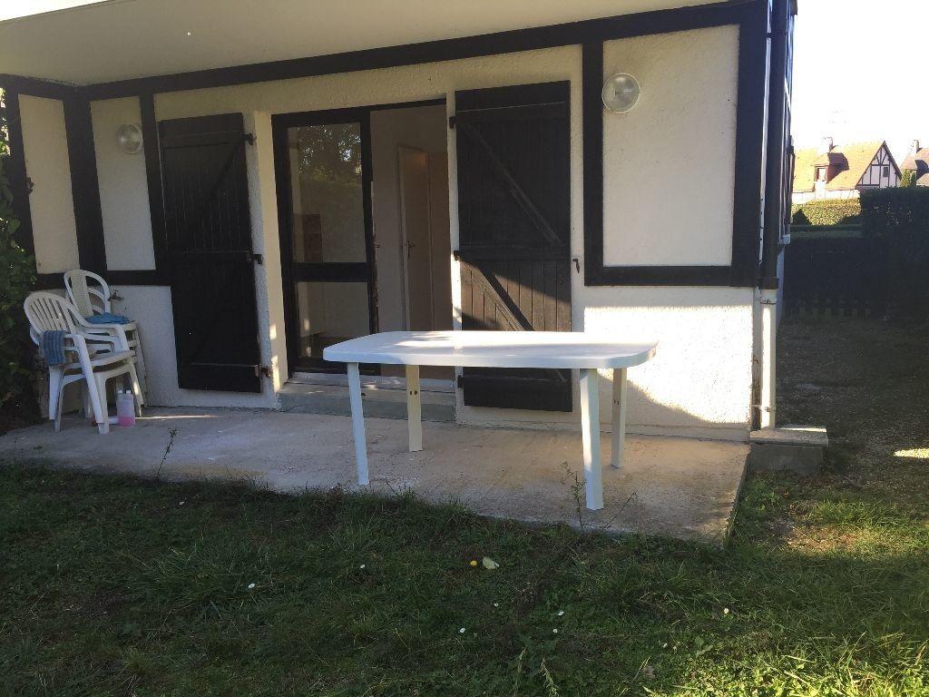 Appartement à louer 2 28m2 à Cabourg vignette-4