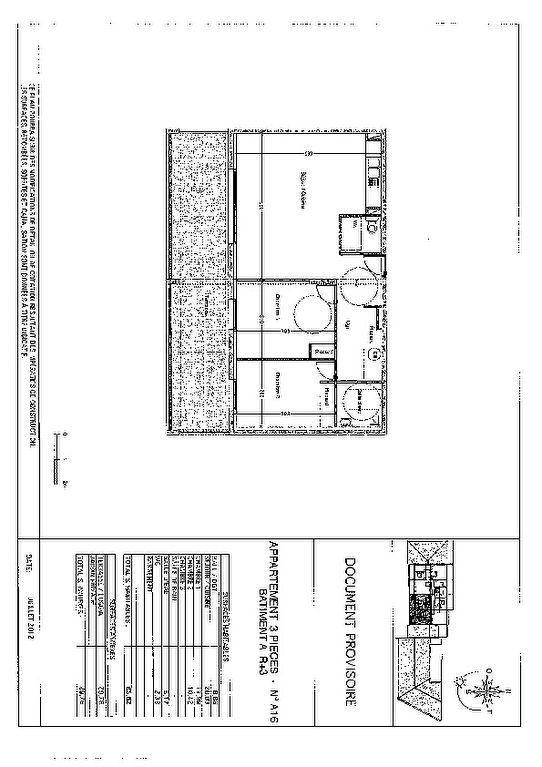 Appartement à vendre 3 61m2 à Oraison vignette-5