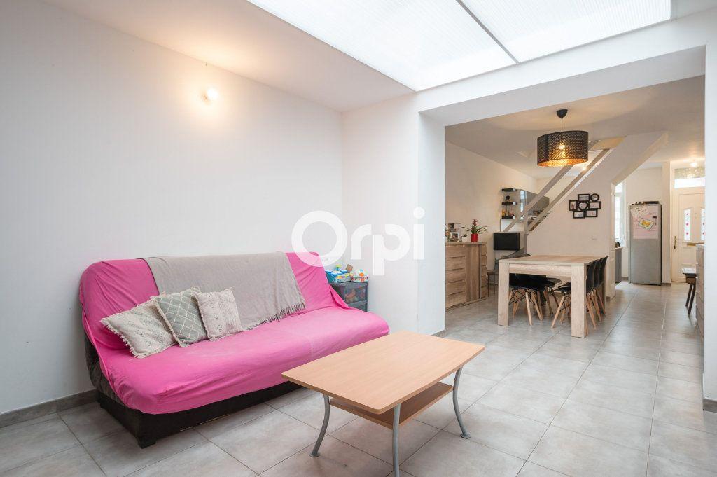Maison à vendre 6 90.59m2 à Hénin-Beaumont vignette-2