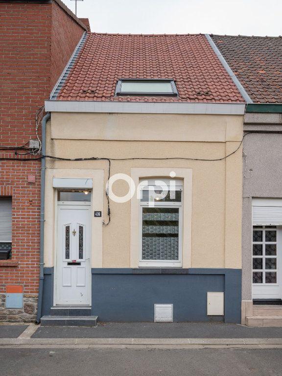 Maison à vendre 6 90.59m2 à Hénin-Beaumont vignette-14