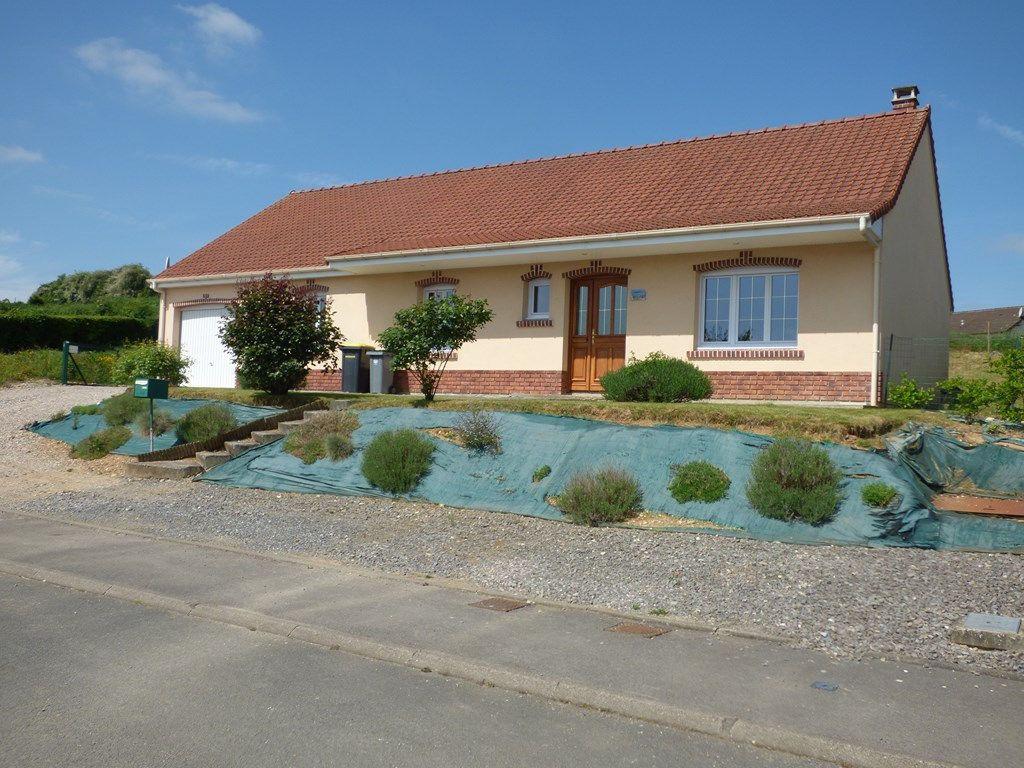 Maison à vendre 6 140m2 à Maresquel-Ecquemicourt vignette-1