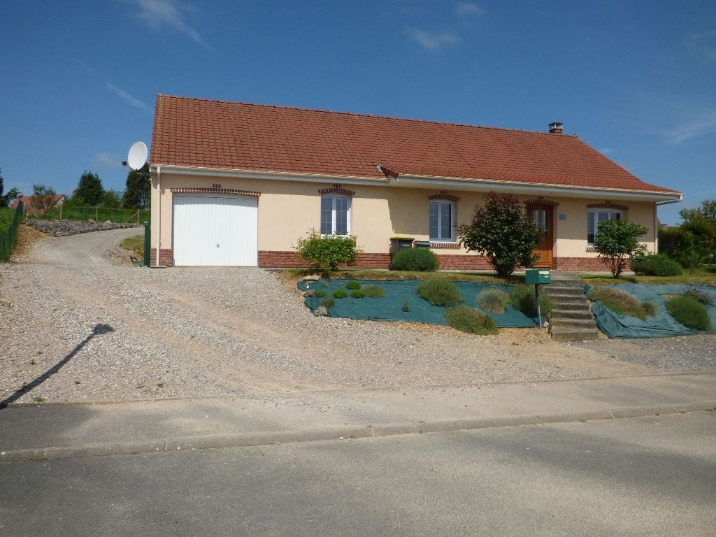 Maison à vendre 6 140m2 à Maresquel-Ecquemicourt vignette-10