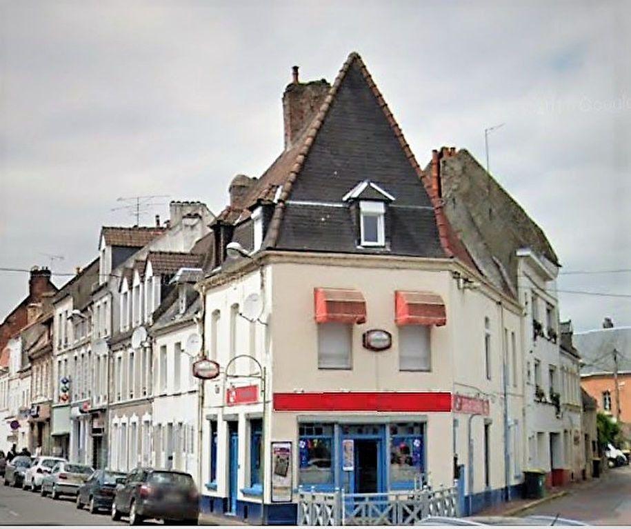 Immeuble à vendre 0 164m2 à Hesdin vignette-1