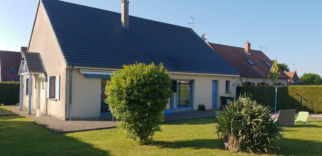 Maison à vendre 5 105m2 à Le Parcq vignette-1