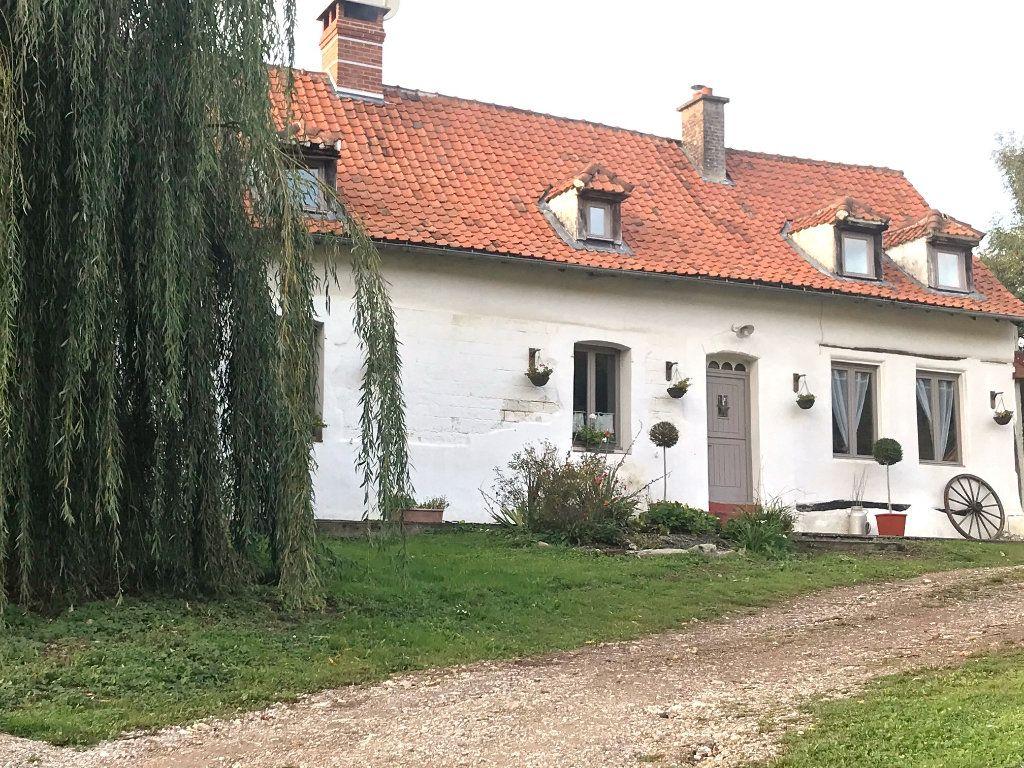 Maison à vendre 12 300m2 à Hesdin vignette-1