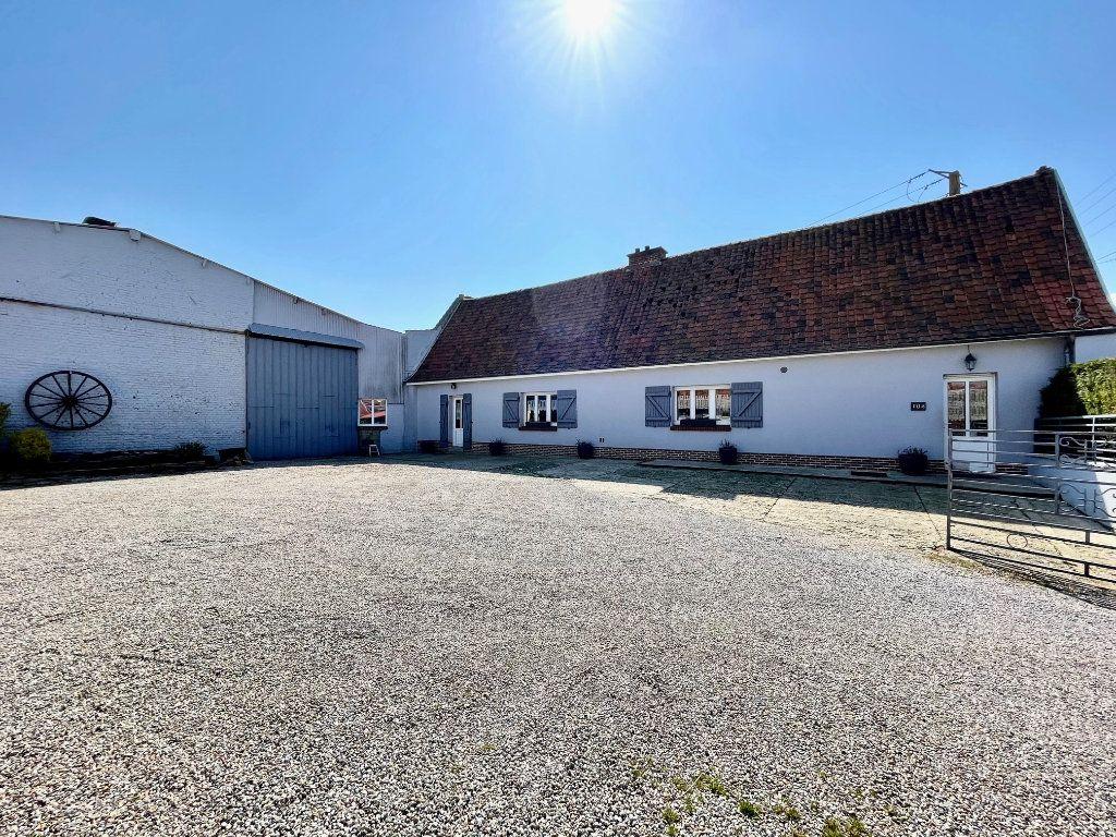 Maison à vendre 9 260m2 à Hesdin vignette-1