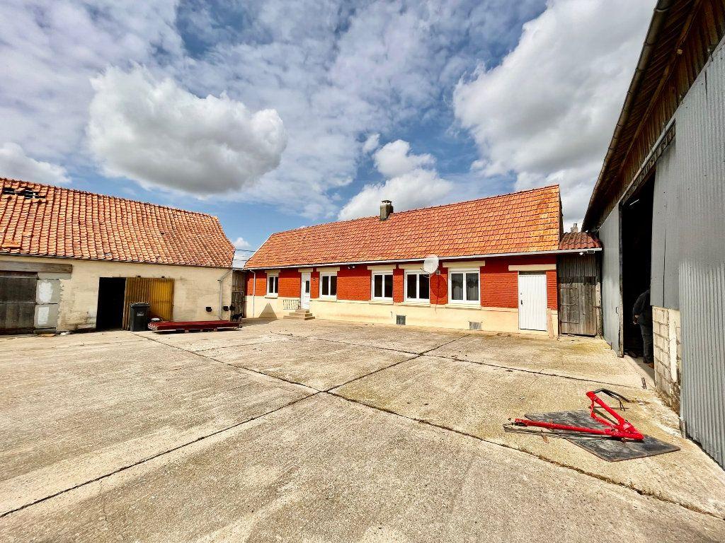 Maison à vendre 4 100m2 à Anvin vignette-1