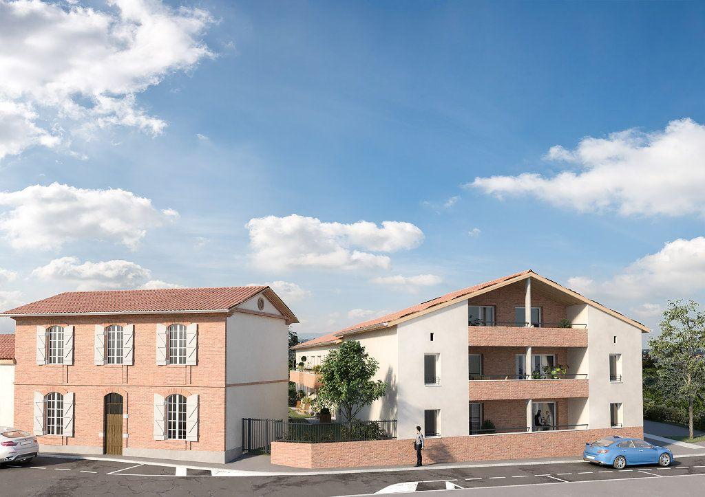 Appartement à vendre 2 39.4m2 à Saint-Loup-Cammas vignette-2