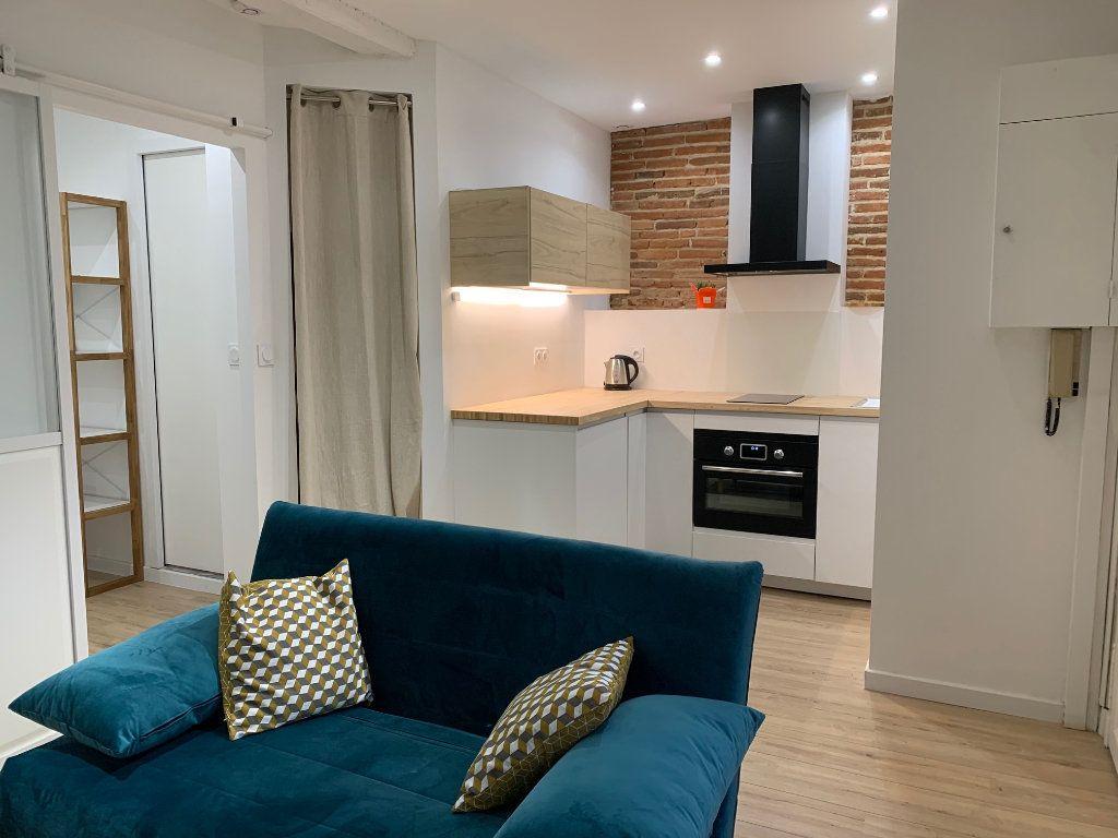 Appartement à louer 2 32m2 à Toulouse vignette-3