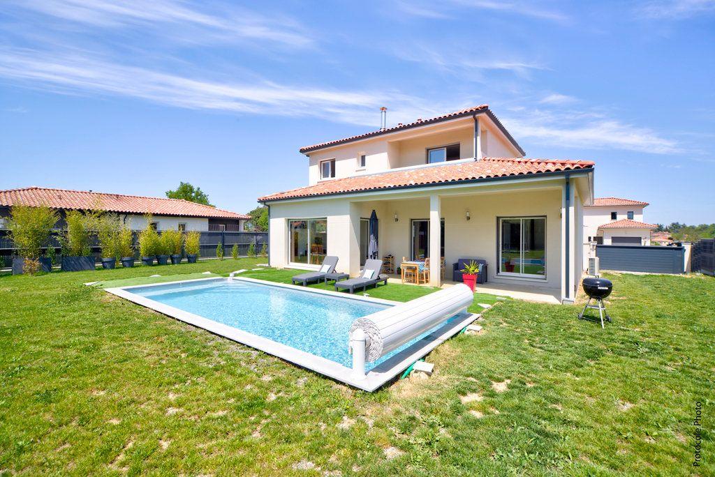 Maison à vendre 6 155m2 à Rouffiac-Tolosan vignette-1