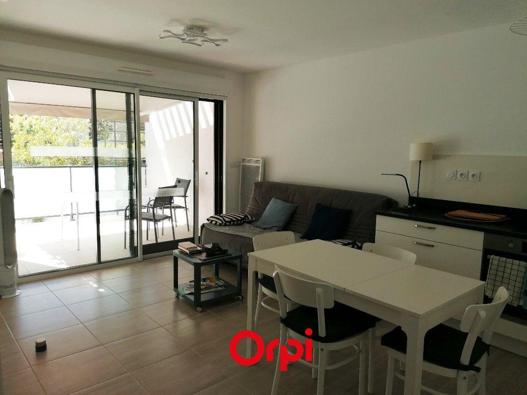 Appartement à vendre 2 37m2 à Saint-Cyr-sur-Mer vignette-1