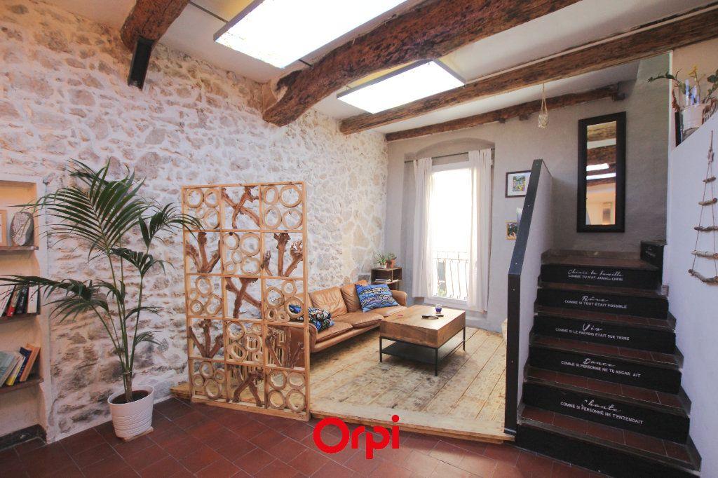 Maison à vendre 3 70m2 à La Cadière-d'Azur vignette-1