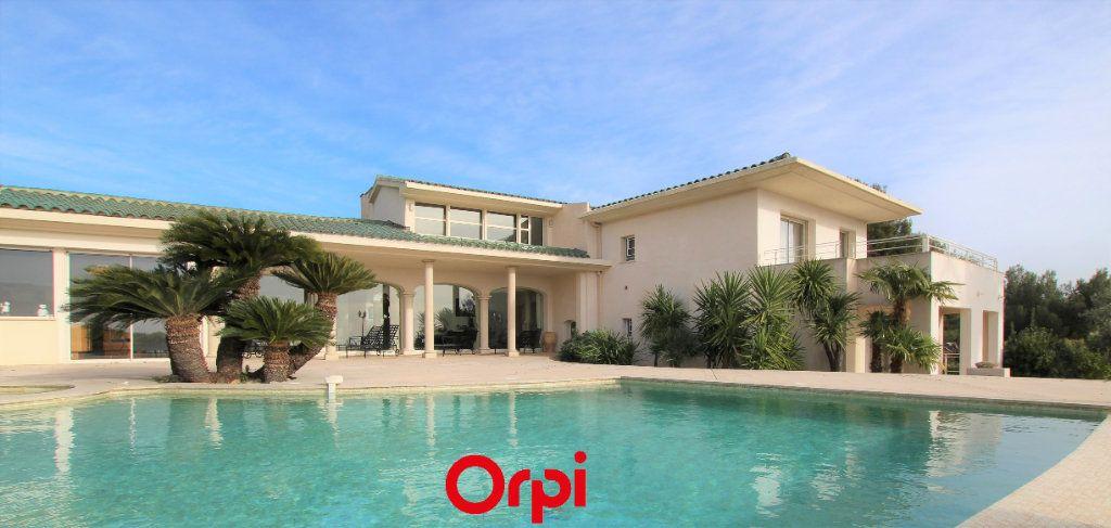 Maison à vendre 6 298m2 à La Cadière-d'Azur vignette-1