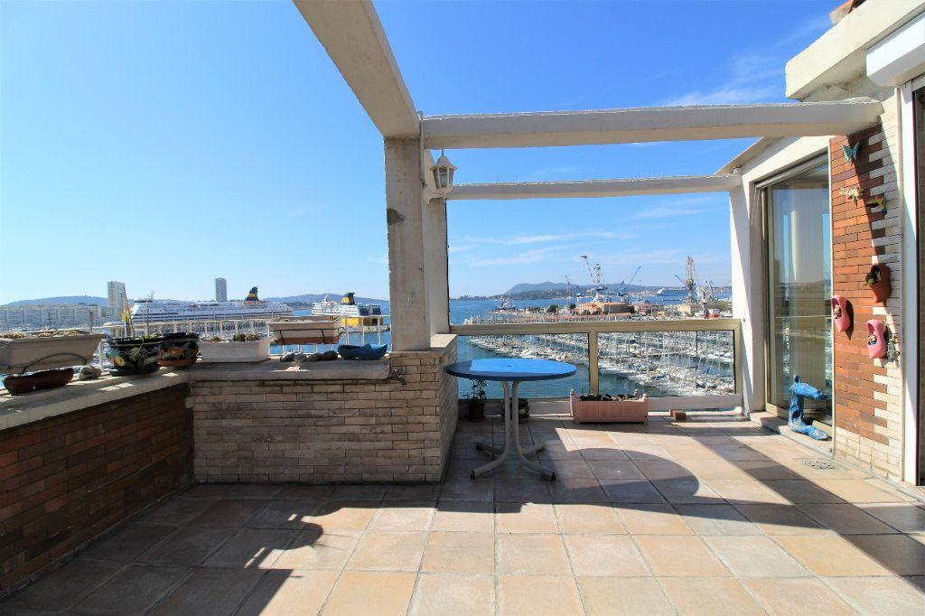 Appartement à vendre 4 98m2 à Toulon vignette-1