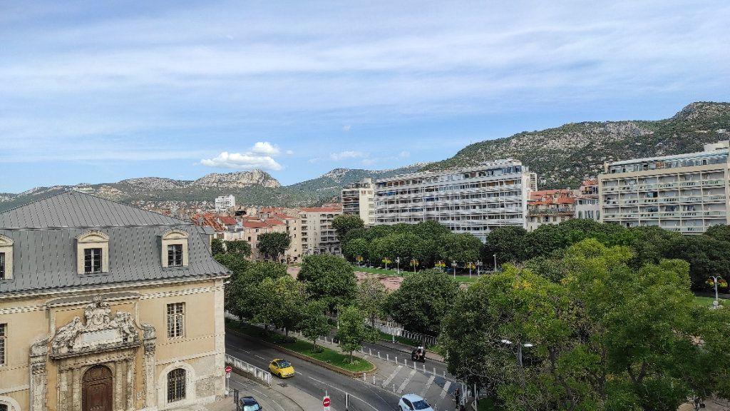 Appartement à louer 1 33.73m2 à Toulon vignette-5