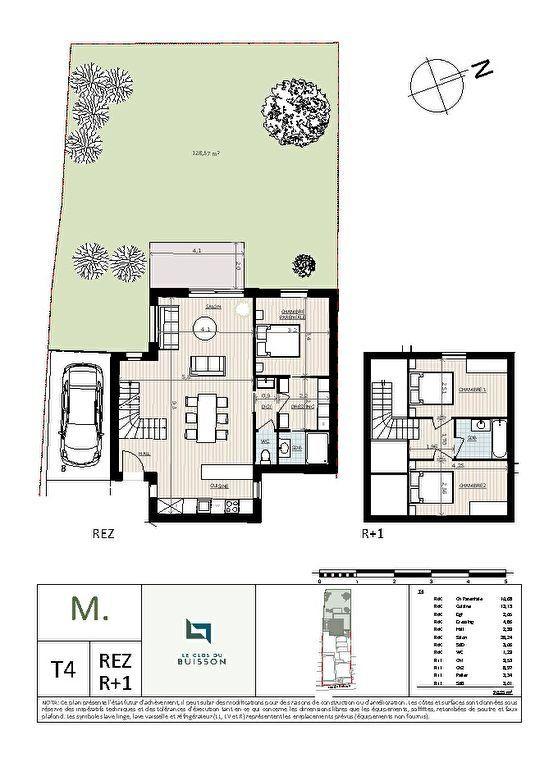 Maison à vendre 4 90.55m2 à Lille vignette-2