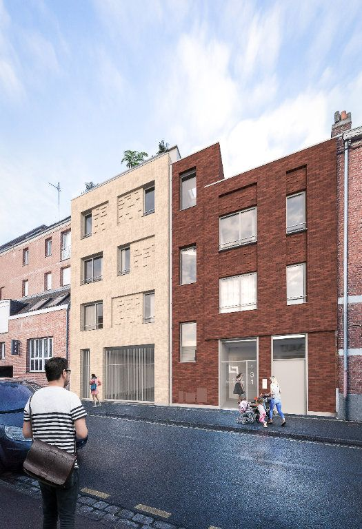 Appartement à vendre 2 41.5m2 à Lille vignette-1