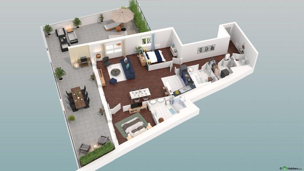 Appartement à vendre 3 108m2 à Lille vignette-1