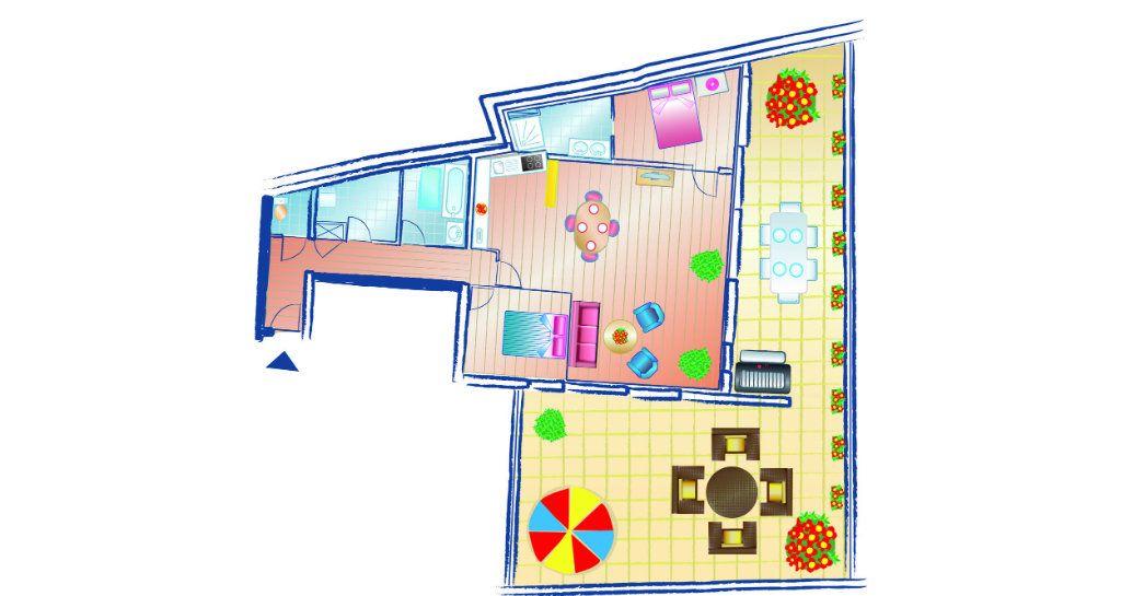 Appartement à vendre 3 108m2 à Lille vignette-2