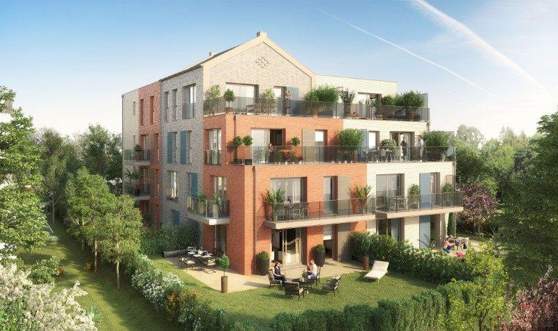 Appartement à vendre 3 81.34m2 à Mouvaux vignette-1