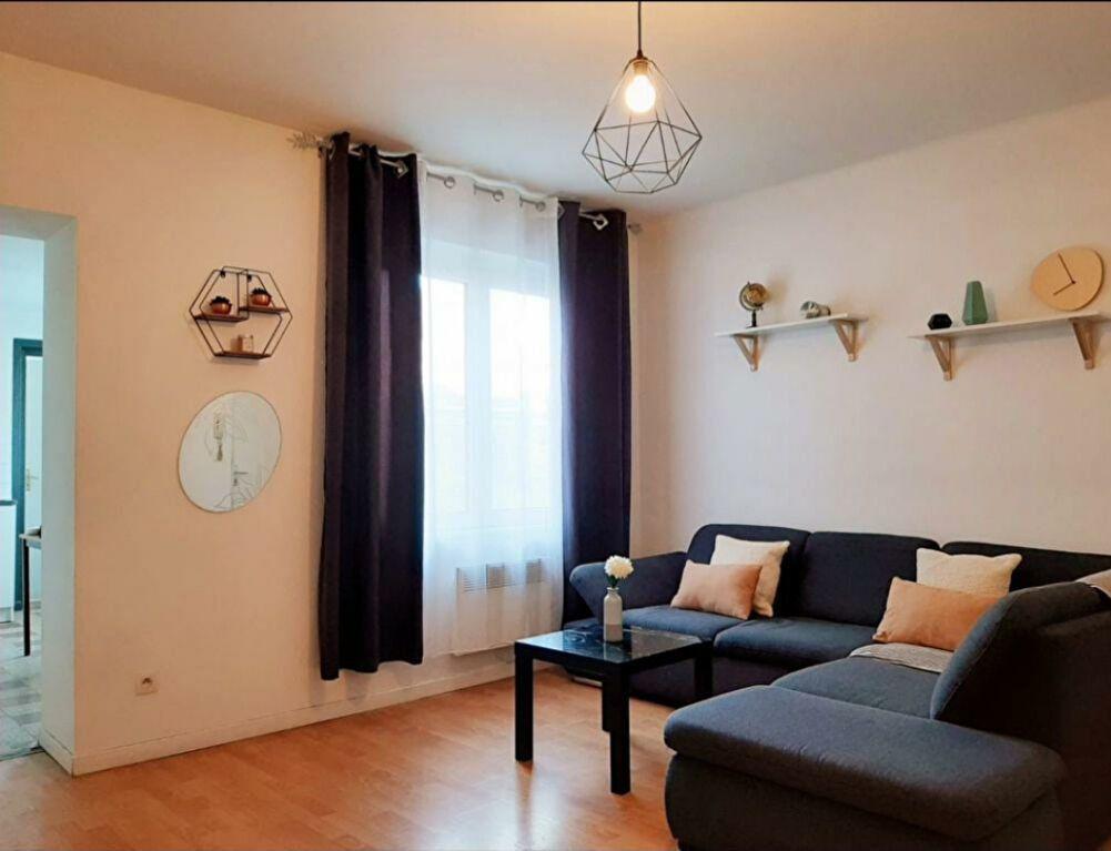 Appartement à louer 2 47m2 à Marcq-en-Baroeul vignette-1
