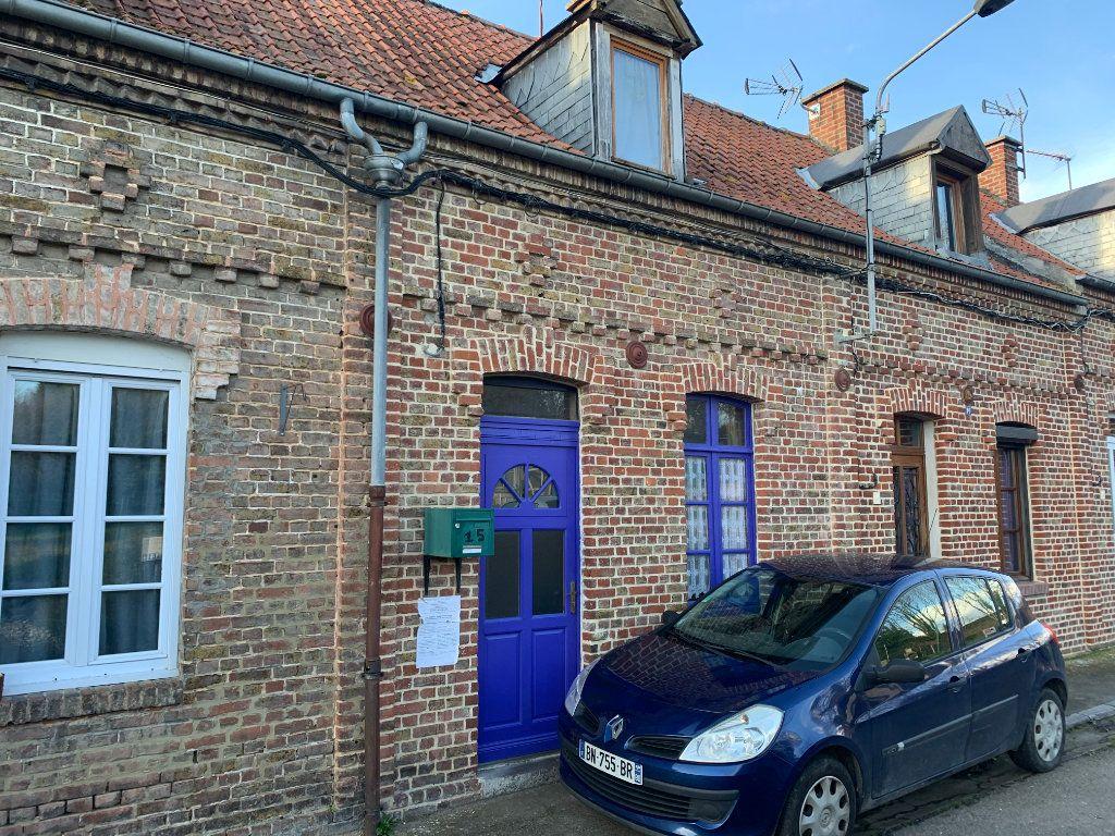 Maison à vendre 3 62m2 à Pont-Remy vignette-1