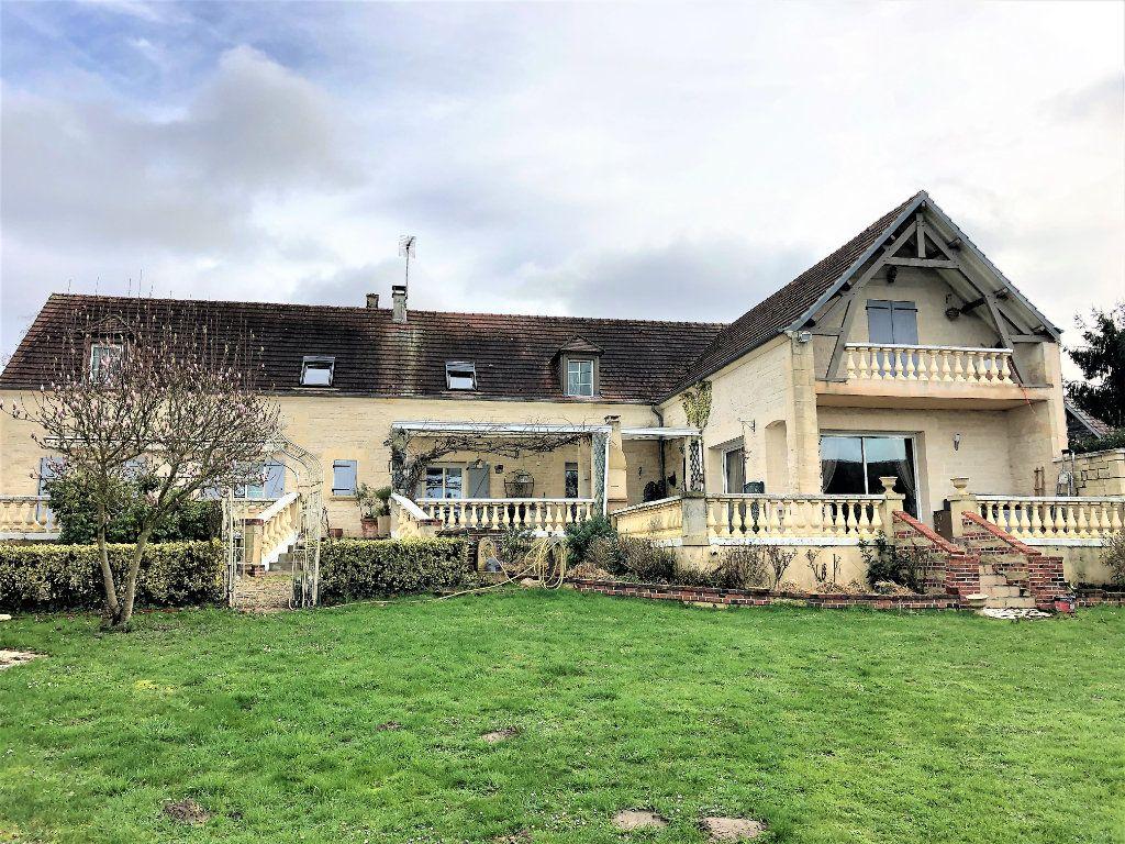 Maison à vendre 5 273m2 à Margny-sur-Matz vignette-1
