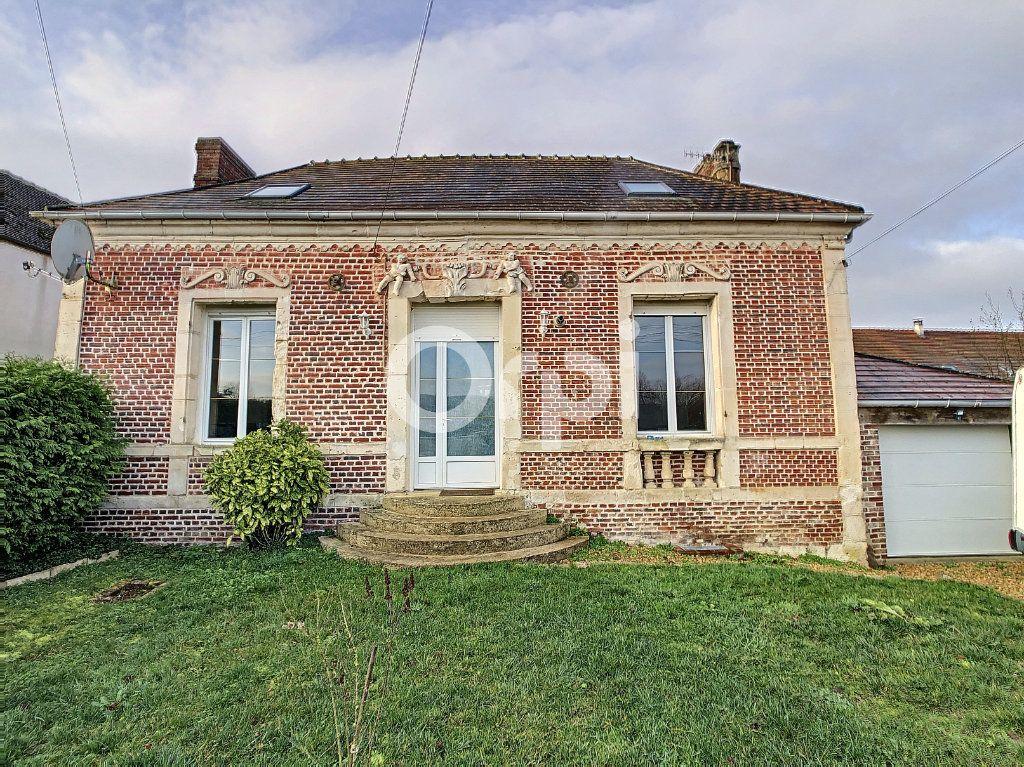 Maison à vendre 5 122m2 à Marest-sur-Matz vignette-1