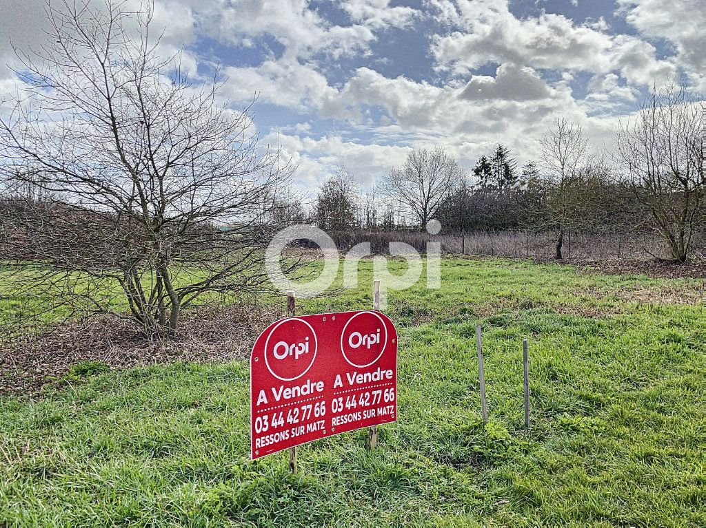 Terrain à vendre 0 940m2 à Canny-sur-Matz vignette-1