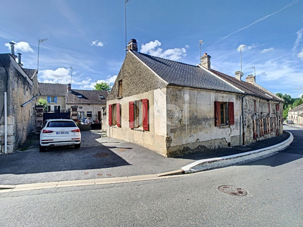 Maison à vendre 4 70m2 à Béthancourt-en-Valois vignette-1