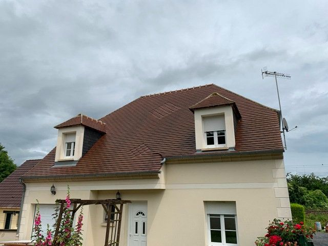 Maison à louer 4 90.4m2 à Janville vignette-1