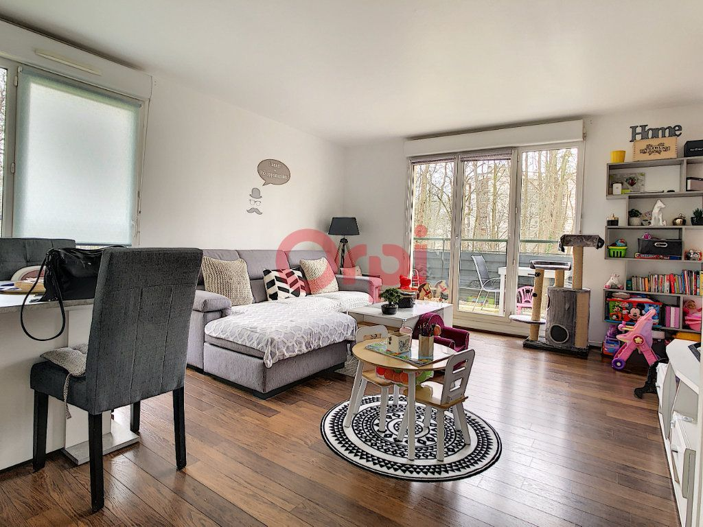 Appartement à vendre 3 61.5m2 à Chantilly vignette-1