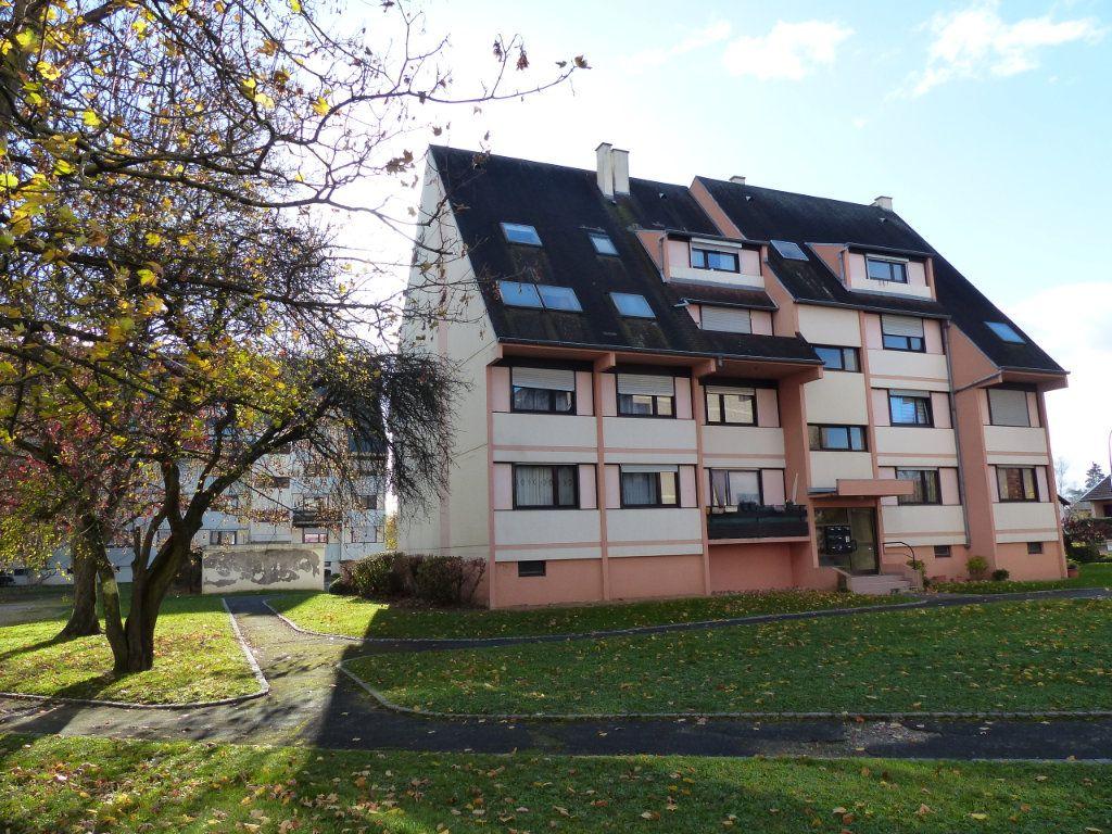 Appartement à louer 2 53.28m2 à Kingersheim vignette-1