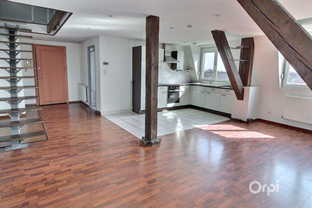 Appartement à vendre 3 68.2m2 à Mulhouse vignette-1