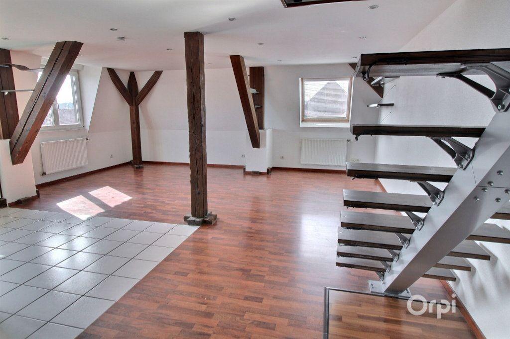 Appartement à vendre 3 68.2m2 à Mulhouse vignette-2