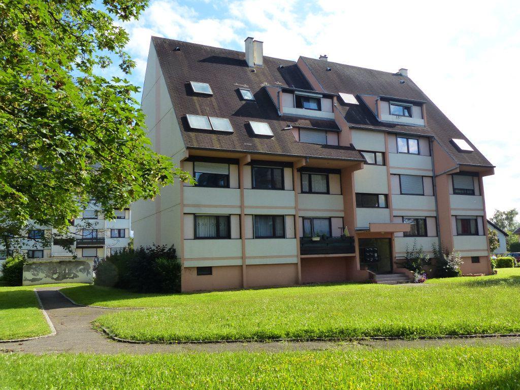 Appartement à louer 4 80.13m2 à Kingersheim vignette-1
